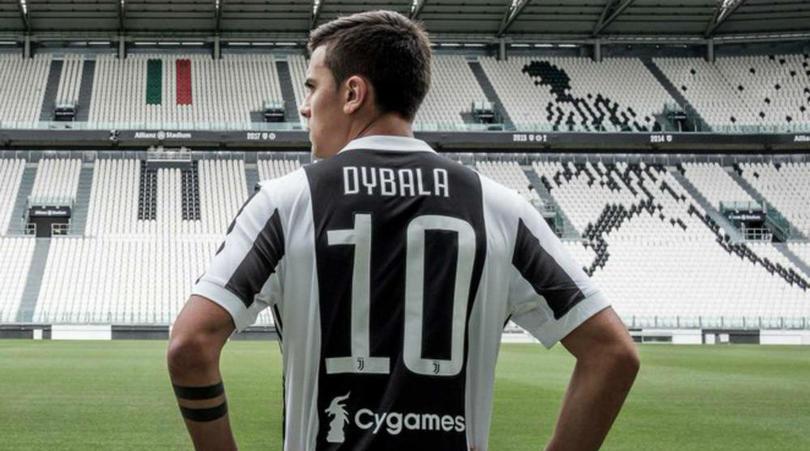 Maillot Dybala 10 Juventus FC