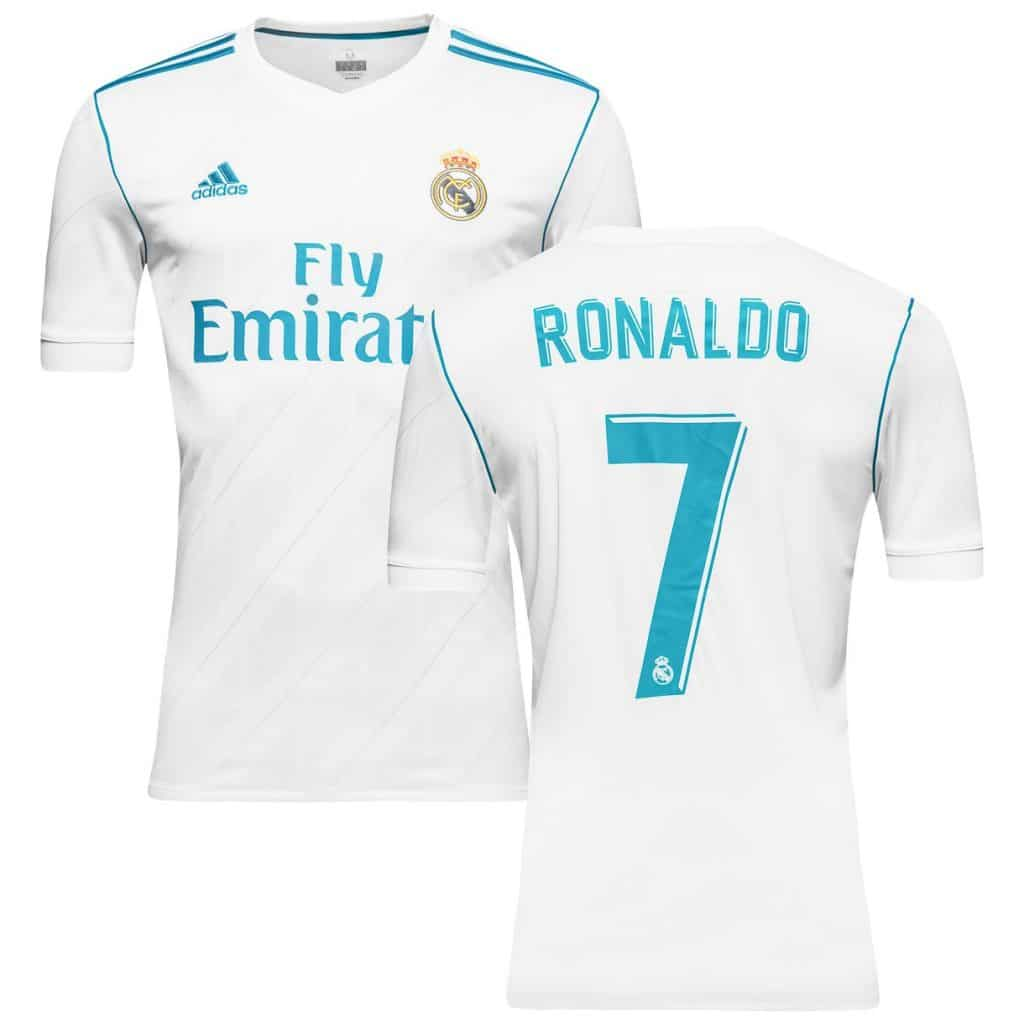 Maillot Real Madrid RONALDO 7