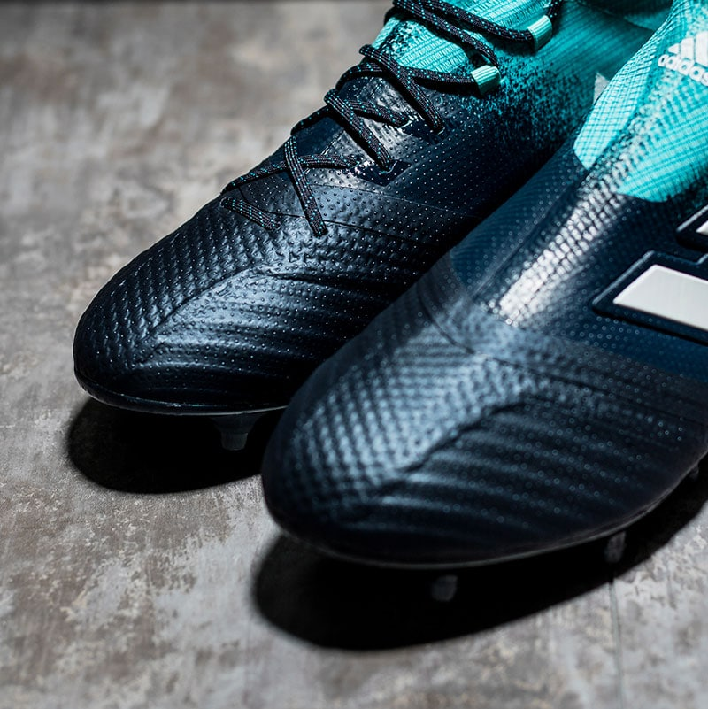 chaussure football adidas ACE 17+ Purecontrol Ocean Storm