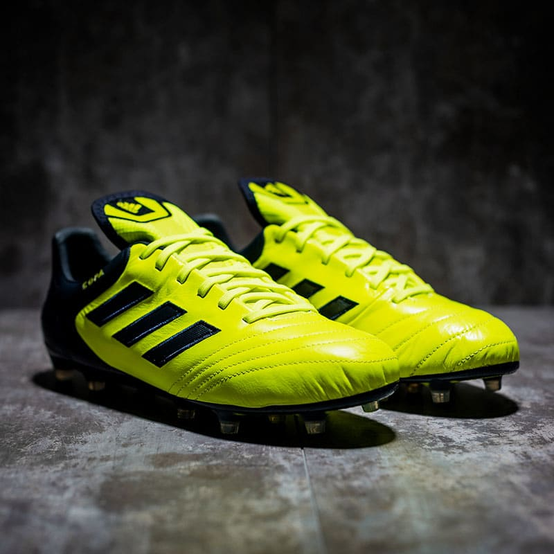chaussure football adidas Copa 17.1 Ocean Storm