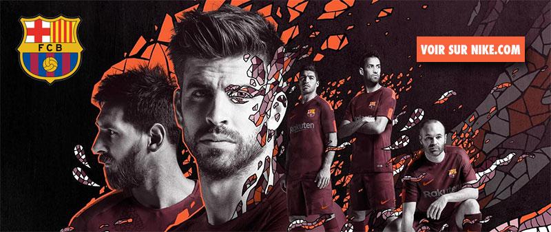 3eme Maillot Barcelone 2018