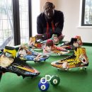 Crampons-Foot-Bakary-Sako-Nike-Mercurial-Superfly-Customisation-Manga-Orravan-Design