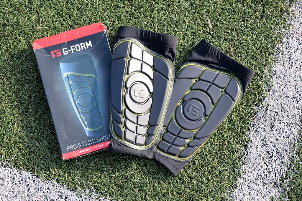 GForm Protege-Tibias Pro-S Elite Test Foot-Inside