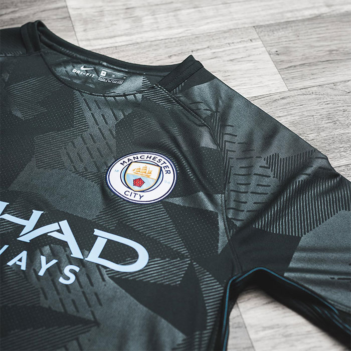 Maillot Third Manchester City 2018