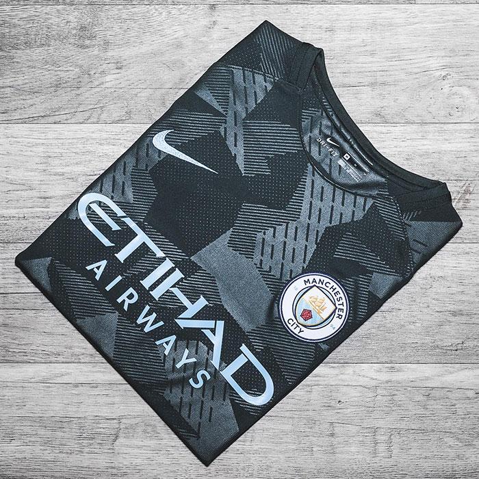Troisième Maillot Nike Manchester City