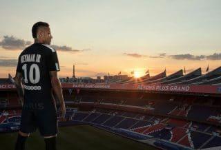 Le 3ème Maillot Noir du PSG - Saison 2017/2018
