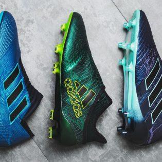 "adidas football présente le ""Thunder Storm"" Pack"