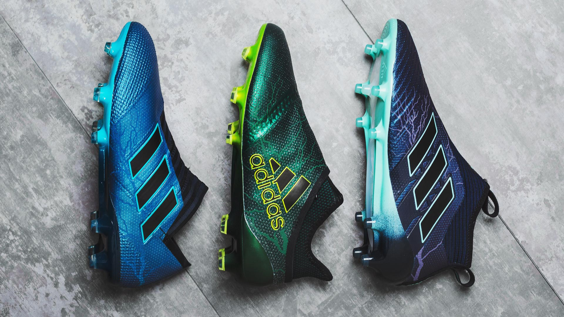 adidas football présente le
