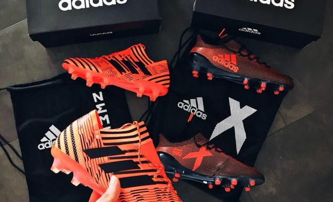adidas football Pyro Storm Pack