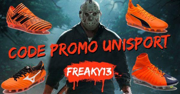 Promotion Unisport vendredi 13