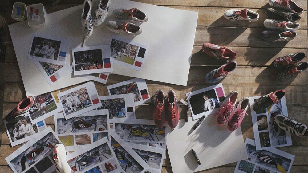 Collection Capsule adidas Football X David Beckham