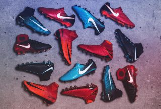 "Nike Football ""Fire & Ice"" Pack"