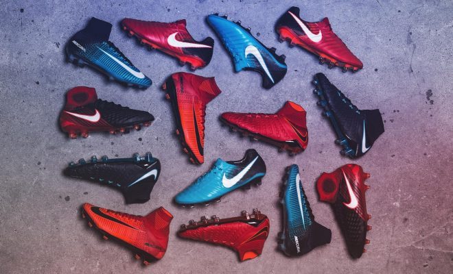 Nike Football Fire & Ice Pack
