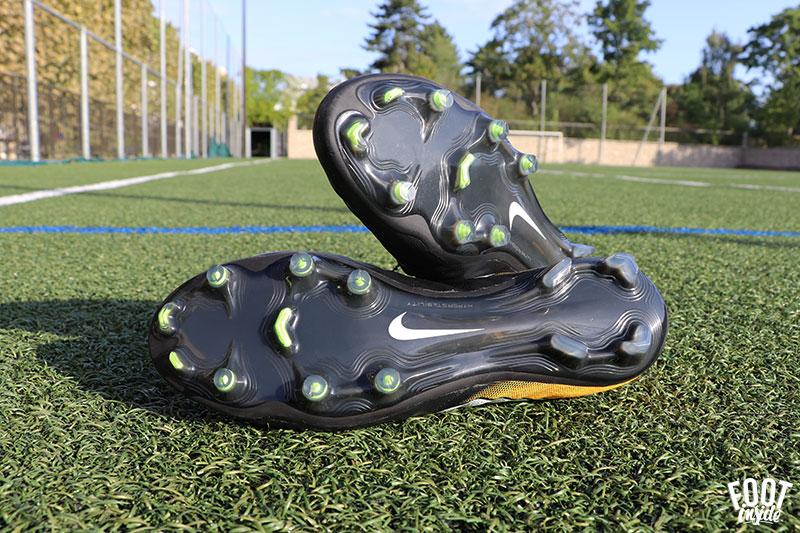 semelle extérieure crampons FG Nike Tiempo 7 Test Foot-inside