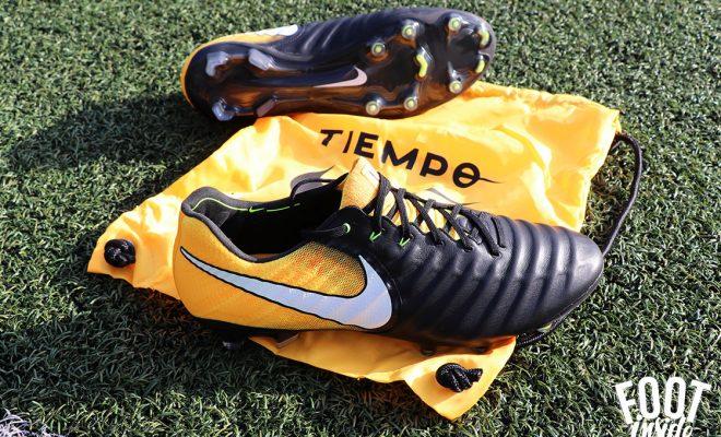 Test de la nouvelle Nike Tiempo Legend 7