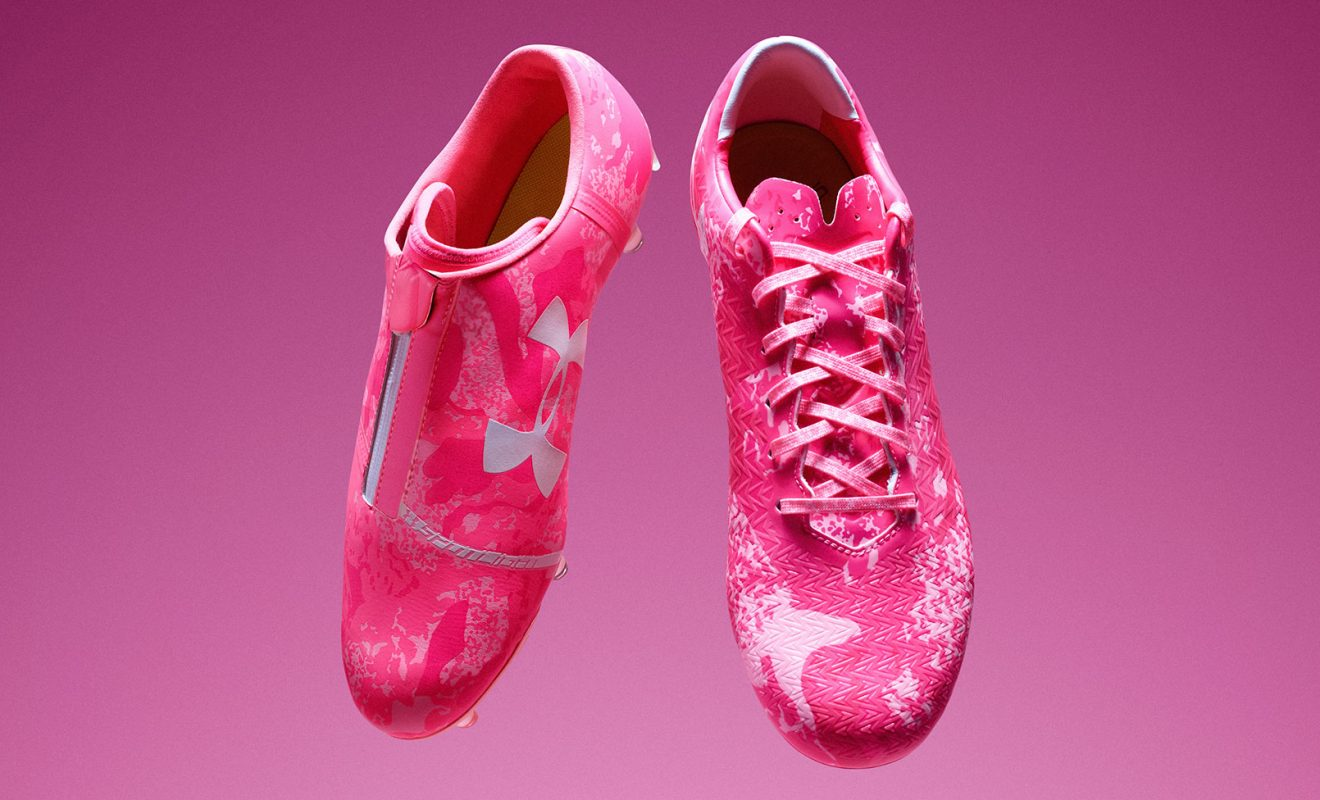 Under Armour « Power In Pink » Pack | Foot Inside