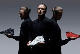 adidas Football dévoile une collection capsule avec David Beckham