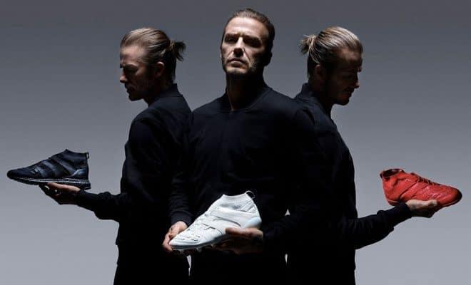 adidasdévoile la PredatorAccelerator avec David Beckham