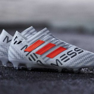 "adidas Nemeziz Messi 17+ ""Pyro Storm"""
