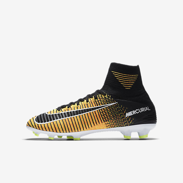 Nike Jr. Mercurial Superfly V Dynamic Fit FG