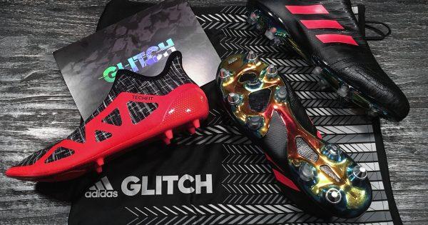 chaussures de football adidas GLITCH