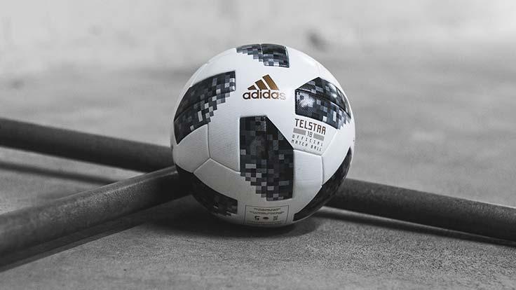 telstar 18 le ballon officiel de la coupe du monde fifa 2018 foot inside. Black Bedroom Furniture Sets. Home Design Ideas
