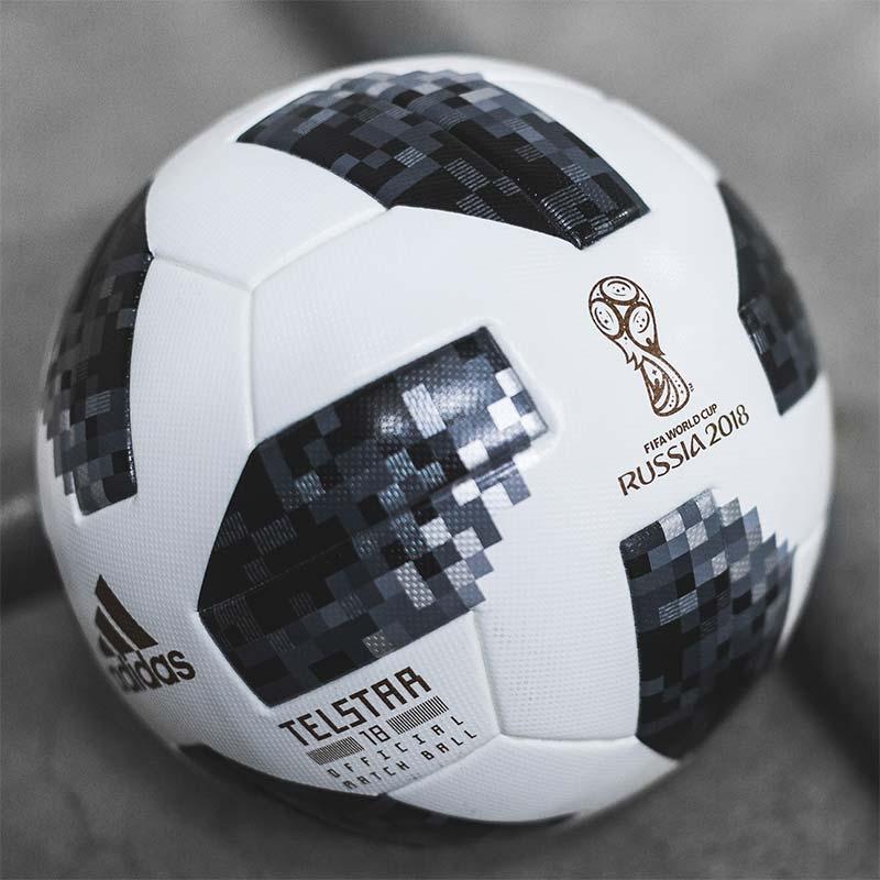 Ballon adidas TELSTAR 18 - Coupe du Monde FIFA18