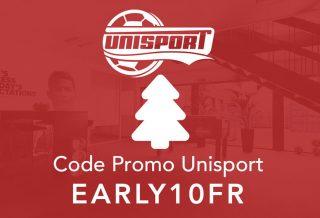 Code Promo Unisport Noel EARLY10FR