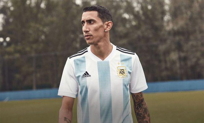 Maillot de Football Argentine 2018