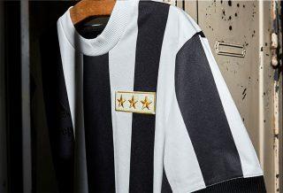 Un maillot vintage de la Juventus pour les 120 ans du club