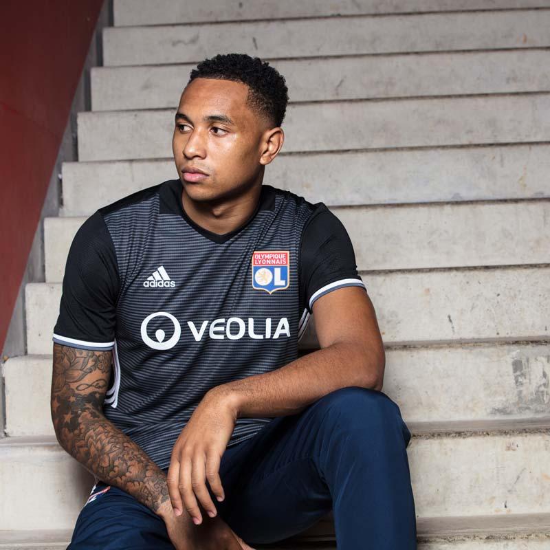 Maillot Third OL Lyon 2017-2018