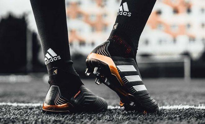 chaussure de football adidas Predator 18+ 360 control