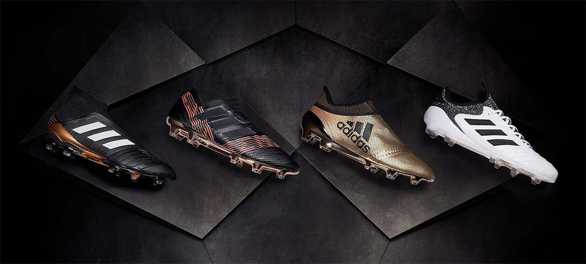 adidas Football lance le pack