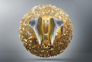 Une nouvelle Mercurial pour le 5ème Ballon d'Or de Cristiano Ronaldo