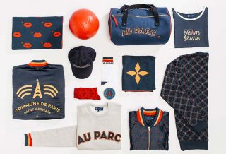 Paris Saint Germain x Commune de Paris x Blune