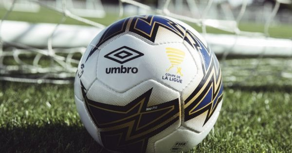 Ballon Umbro Neo Pro Coupe de la Ligue