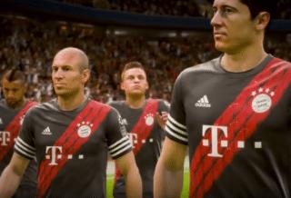 adidas dévoile 4 nouveaux maillots virtuels sur FIFA 18