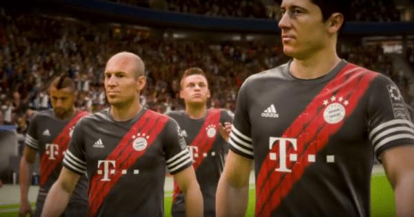 adidas Nouveaux Maillots Clubs FIFA 18