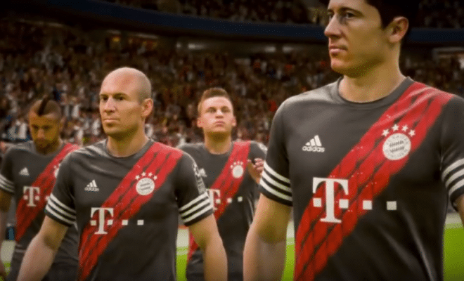 adidas Nouveaux Maillots Clubs FIFA 18