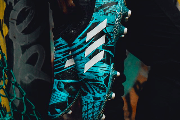 adidas glitch edition paris