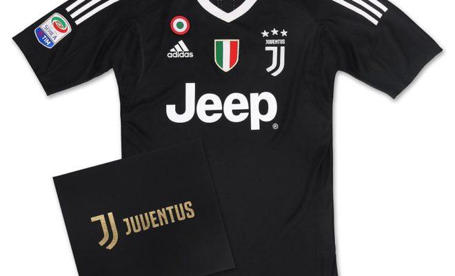 Maillot Collector de la Juventus pour les 40 ans de Buffon