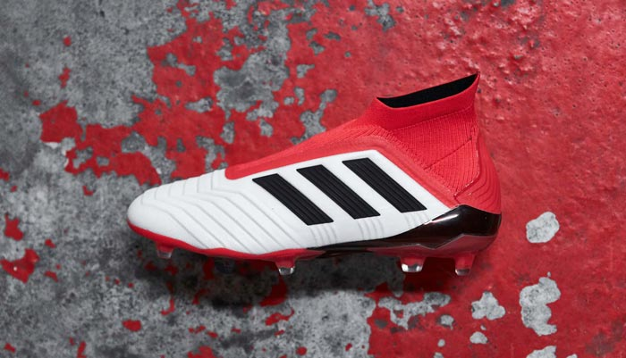 chaussure de football adidas Predator 18+ Cold Blooded
