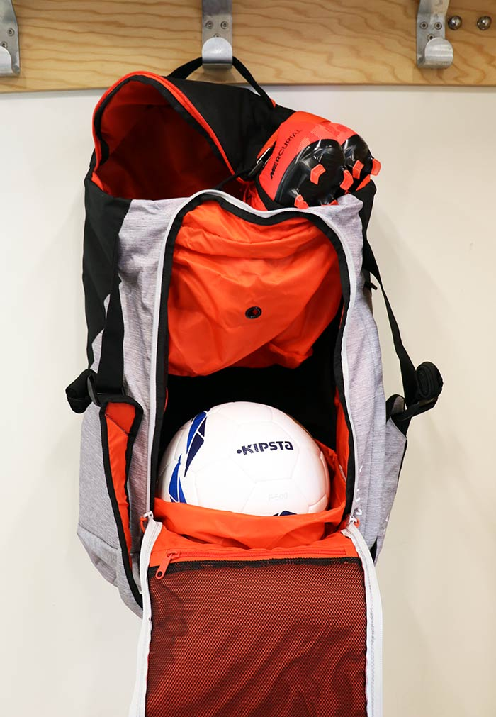 sac de football away de la marque kipsta - Decathlon