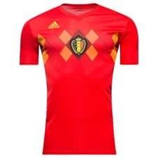 Belgique maillot domicile coupe du monde 2018
