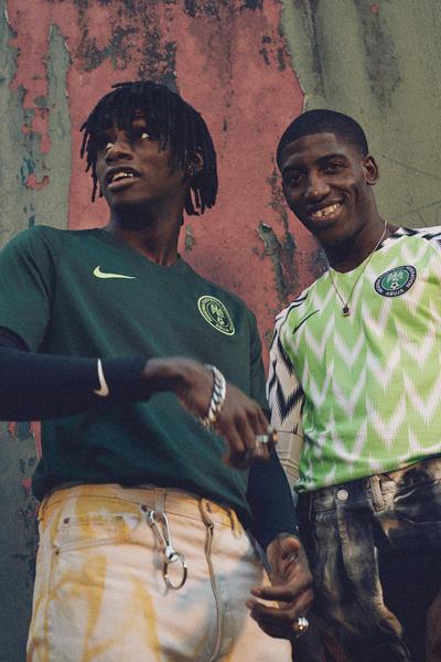 Maillot-Nike-Nigeria-2018