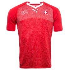 Suisse maillot domicile coupe du monde 2018