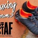 vidéo Unboxing de la Nike Hypervenom Phantom 3 - Foot Inside