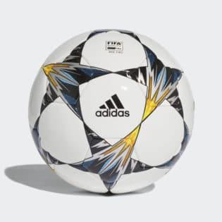 adidas présente le ballon de la phase finale de la Champions League 2018