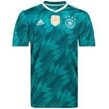 """Allemagne Maillot Extérieur """"Away"""" Coupe du Monde 2018"""