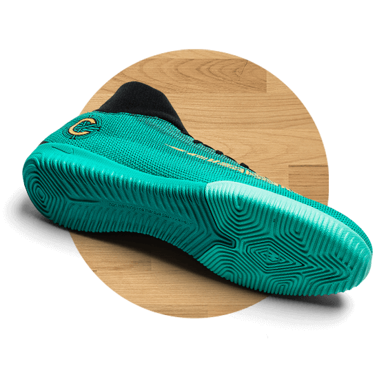 Chaussures Nike Mercurial CR7 indoor futsal